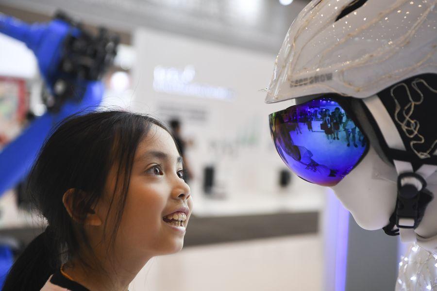Industria de inteligencia artificial está en auge en provincia central de China