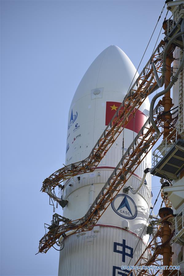 Sonda de China a Marte viaja 155 millones de kilómetros