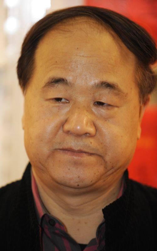 ENTREVISTA: Nobel chino Mo Yan se esfuerza por mantener viva su creatividad literaria