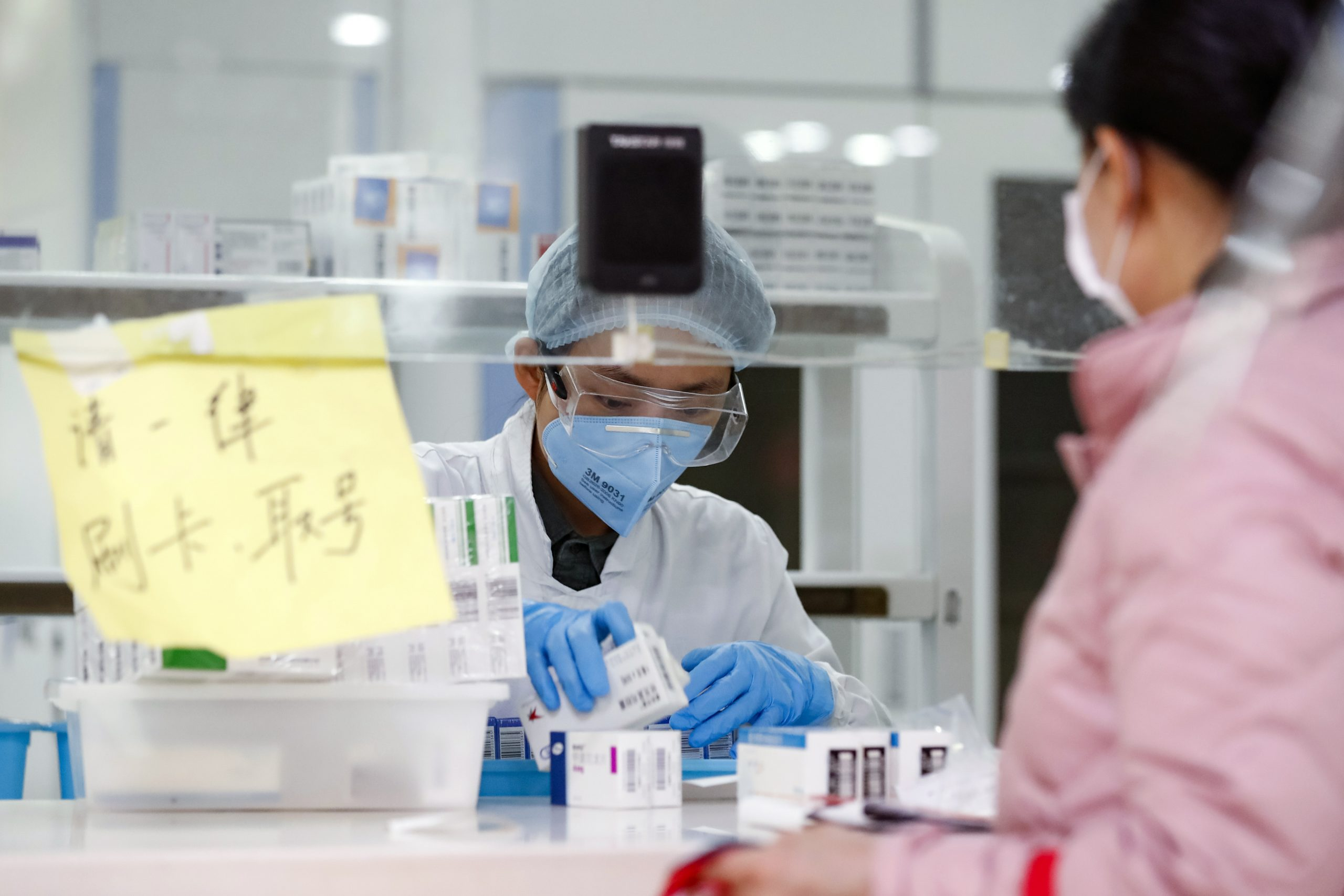 Provincia china de Yunnan dona materiales antipandémicos a Laos y Myanmar