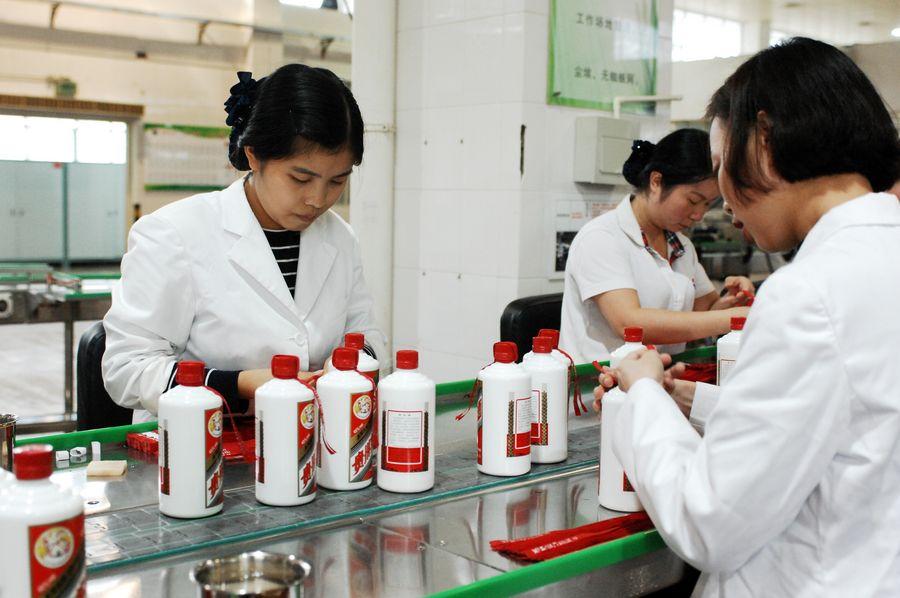 Ex gerente general de conocida marca de licores china condenado por soborno
