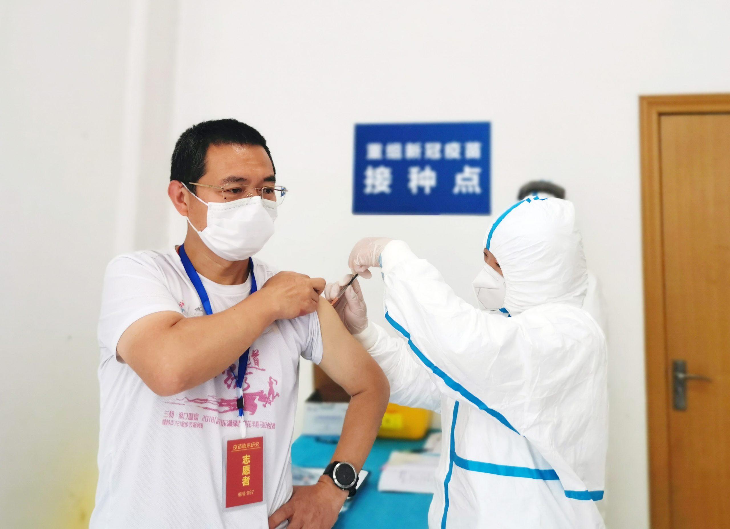 Más de 5 millones de personas reciben la vacuna contra COVID-19 en Beijing