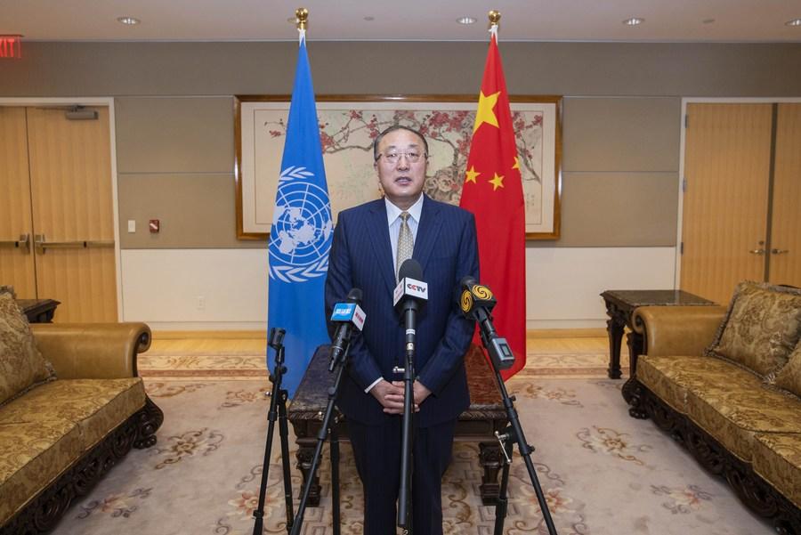Enviado chino responde a acusaciones de EEUU en Consejo de Seguridad