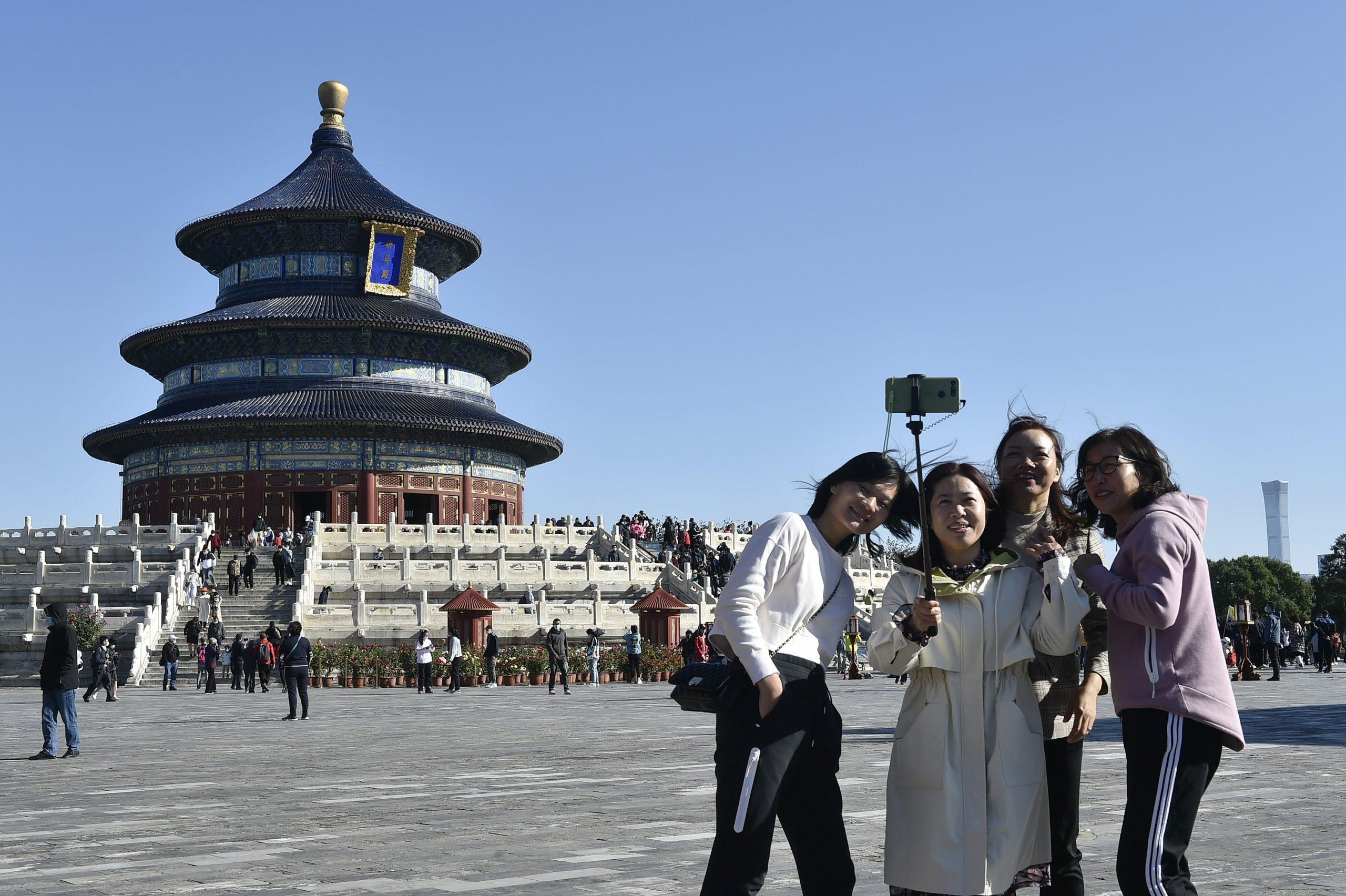 China registra 256 millones de viajes turísticos nacionales durante vacaciones de Fiesta de la Primavera