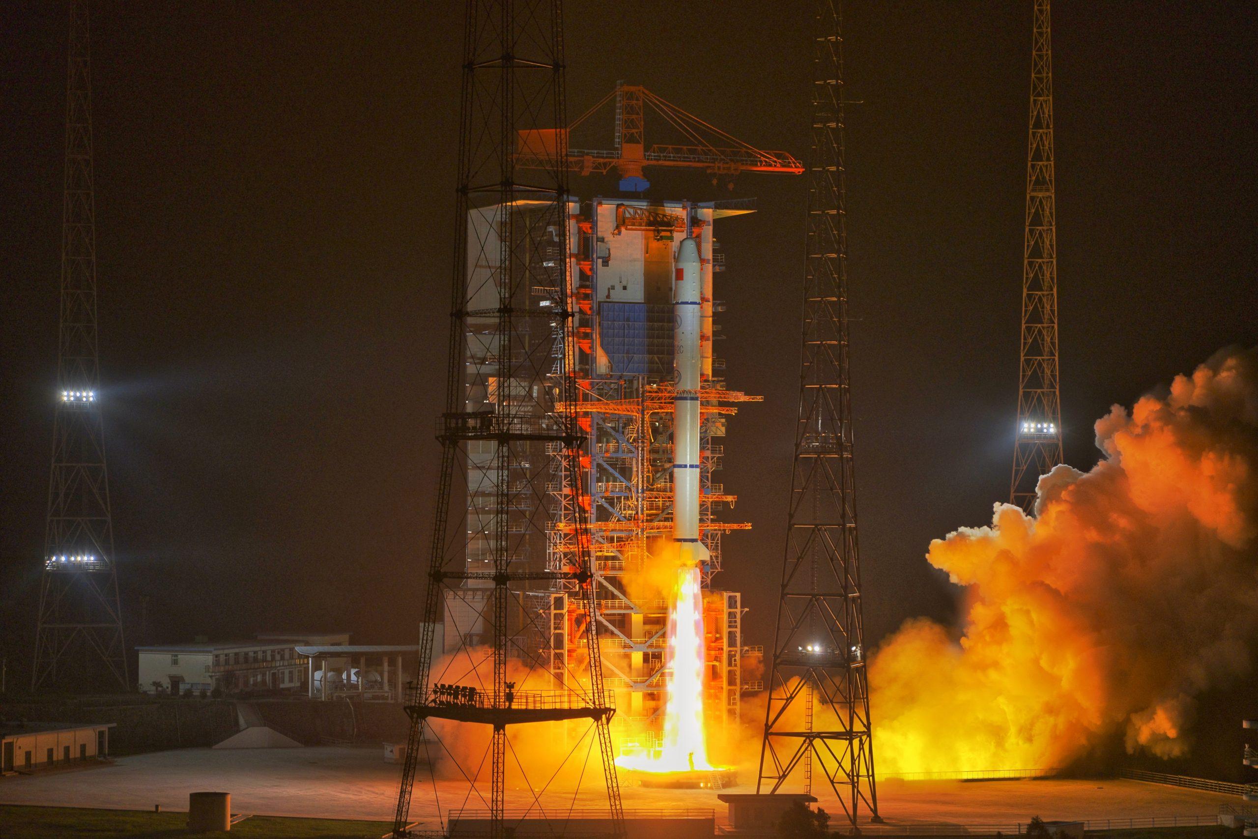 China lanzará nuevo satélite para monitoreo de CO2