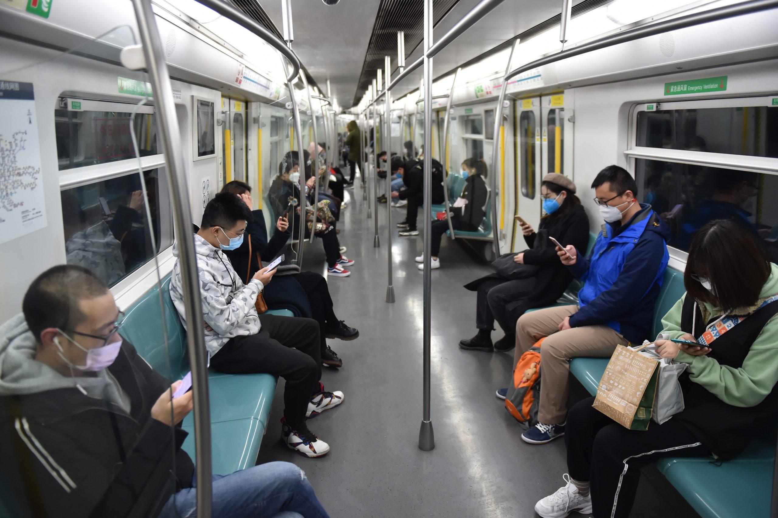 Inversión de China en transporte sube 8,9 % en período enero-octubre