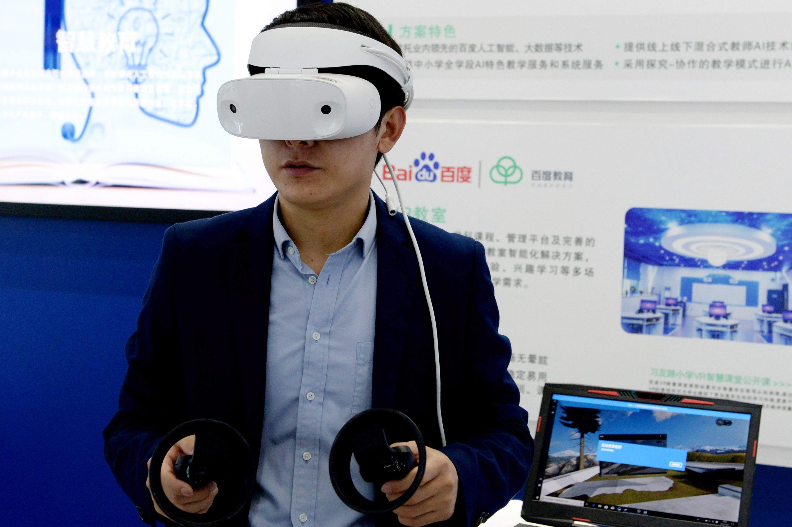 Envíos de productos VR/AR de China crecerán en próximo lustro, según informe