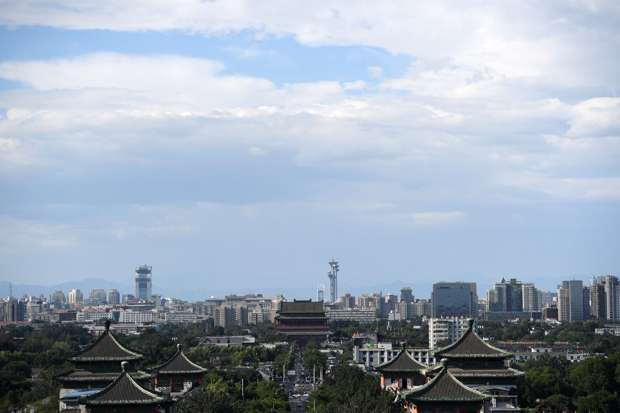 China lanza centro de evaluación de gases causantes del efecto invernadero