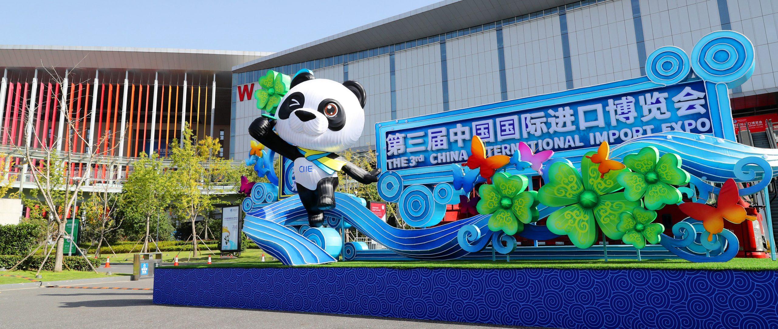 ENFOQUE: Compañías multinacionales apuestan por China acudiendo en masa a la CIIE en Shanghai