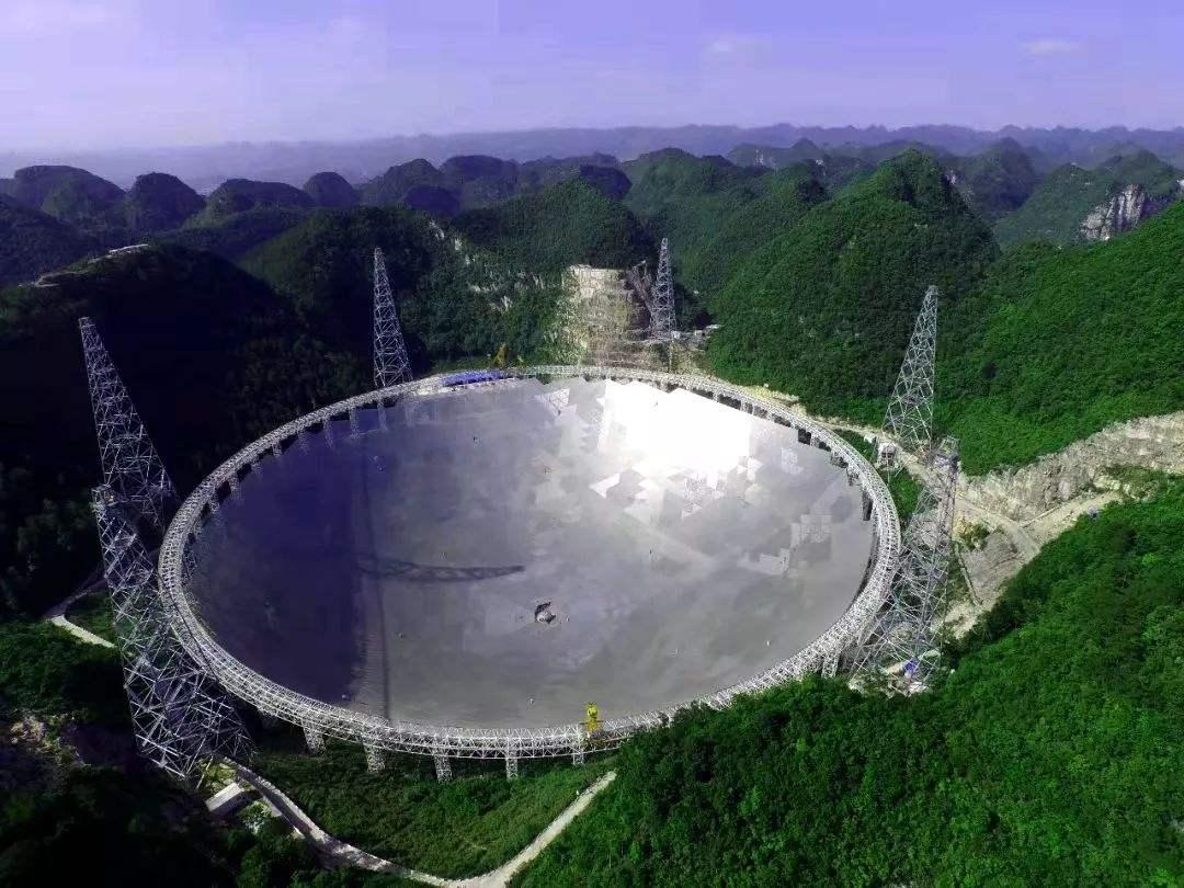 China solicitará propuestas en todo el mundo para observaciones con su telescopio FAST