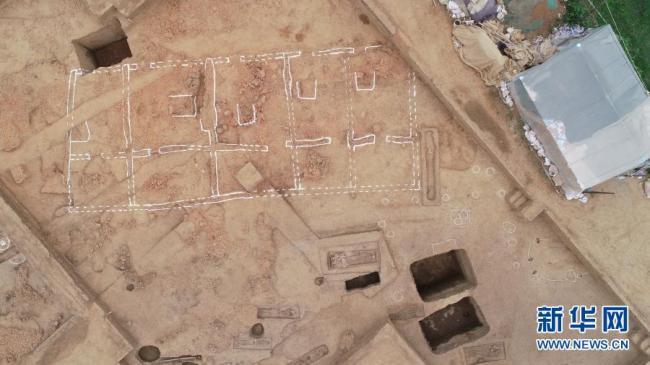 Arqueólogos chinos encuentran base de procesamiento de jade de 5.000 años de antigüedad