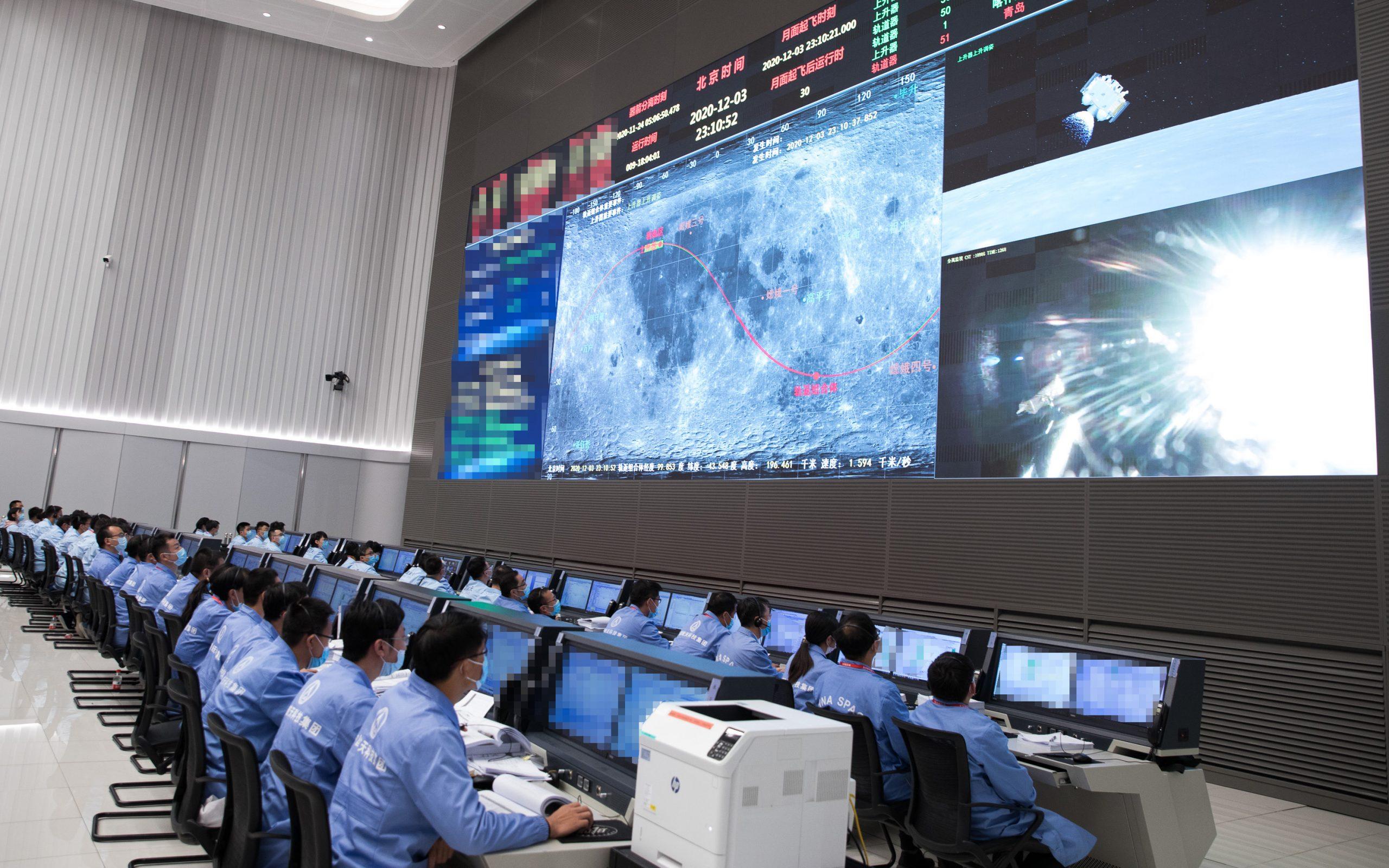 China fomenta cooperación internacional en estudio de muestras lunares
