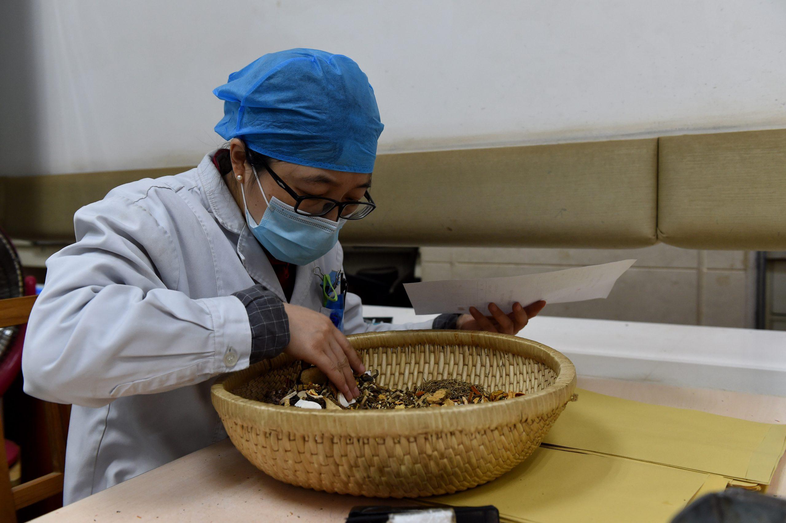 Hospital de medicina tradicional mongola apoyado en internet entra en operación experimental