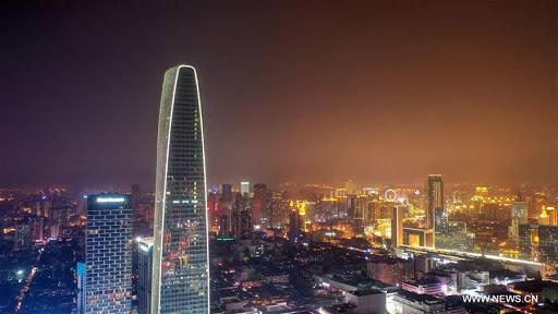 Municipalidad china de Tianjin plantea meta de crecimiento de 6,5 % de PIB en 2021