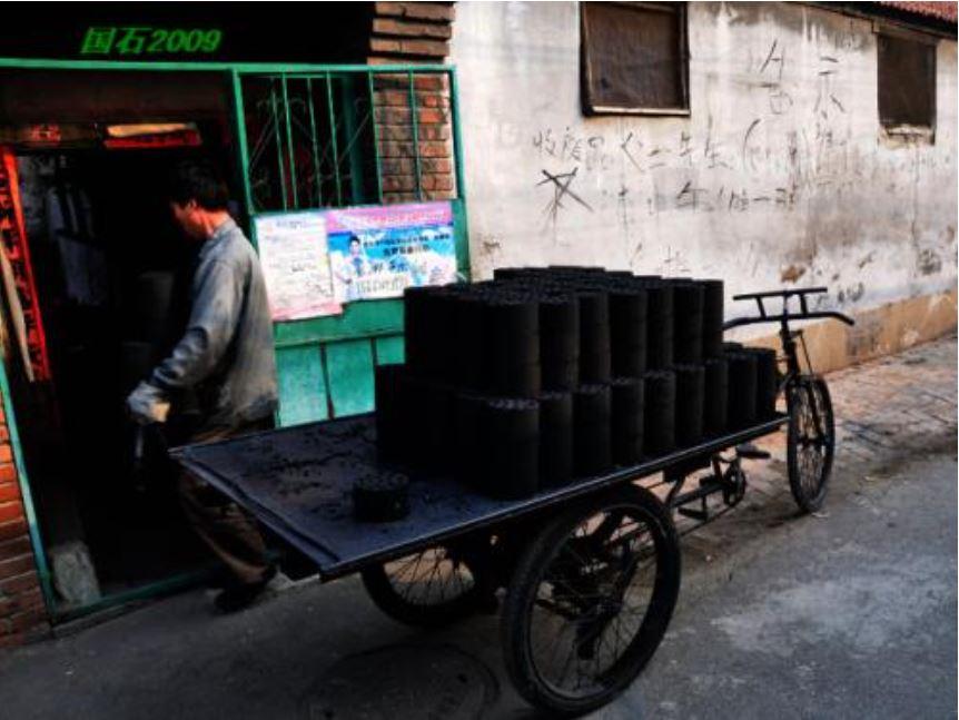 Beijing experimenta caída significativa en consumo de carbón