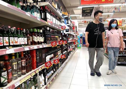 Impuesto general de China a bienes importados cae a mínimo histórico