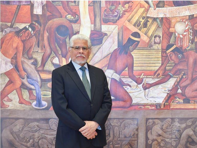 """Embajador de México: """"Las '#DosSesiones' serán de gran impacto"""""""