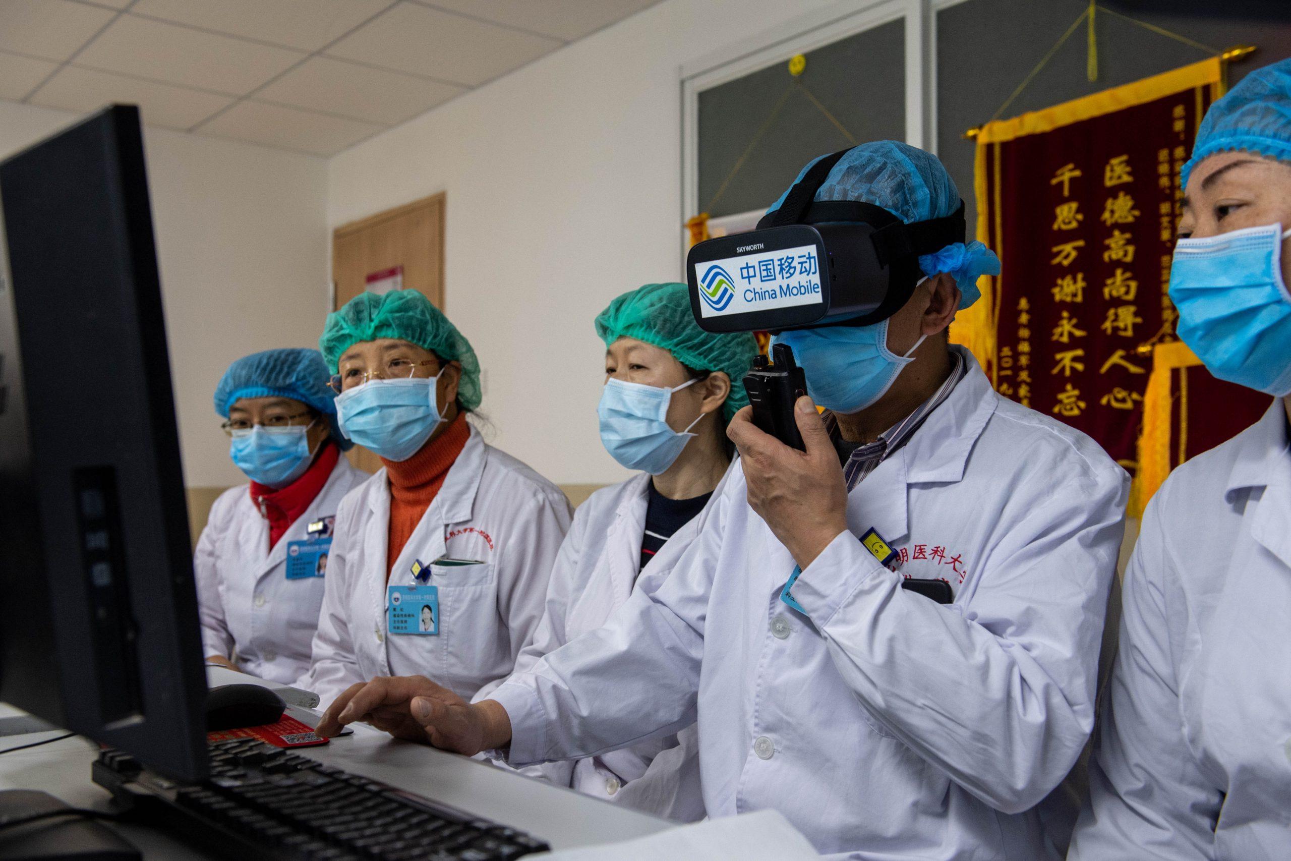 Tecnología de Internet agiliza servicios médicos en China