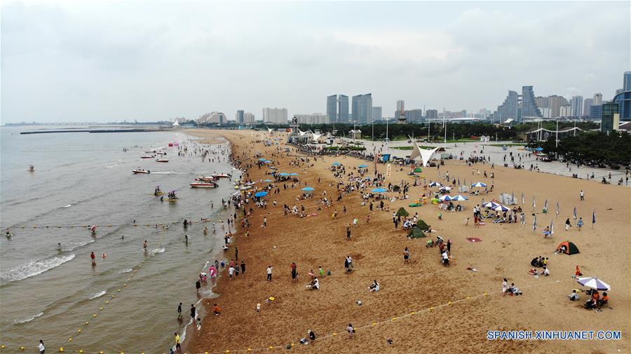 China lanza campaña para proteger medio ambiente marino