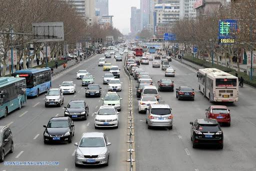 China reporta menos accidentes de tráfico durante vacaciones de Primero de Mayo