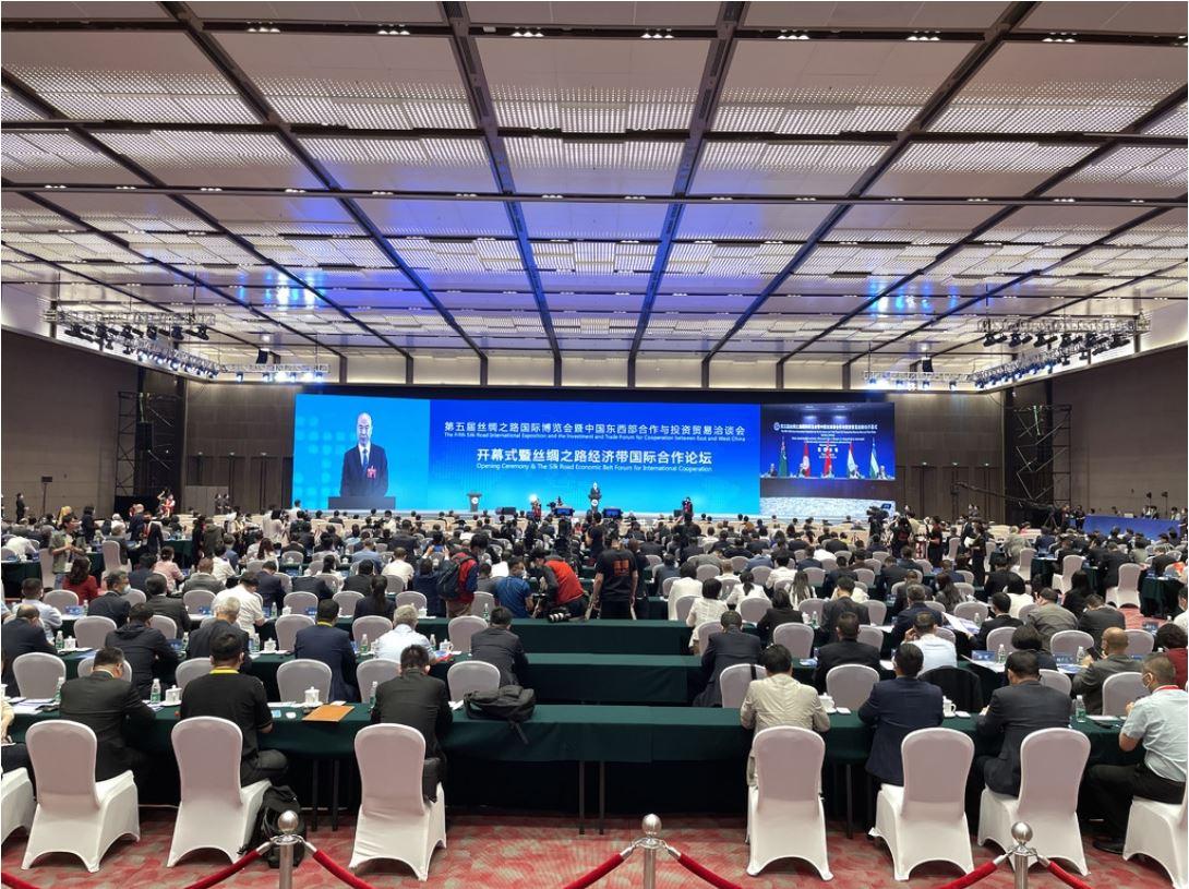 Comienza Semana de la Ruta de la Seda en este de China
