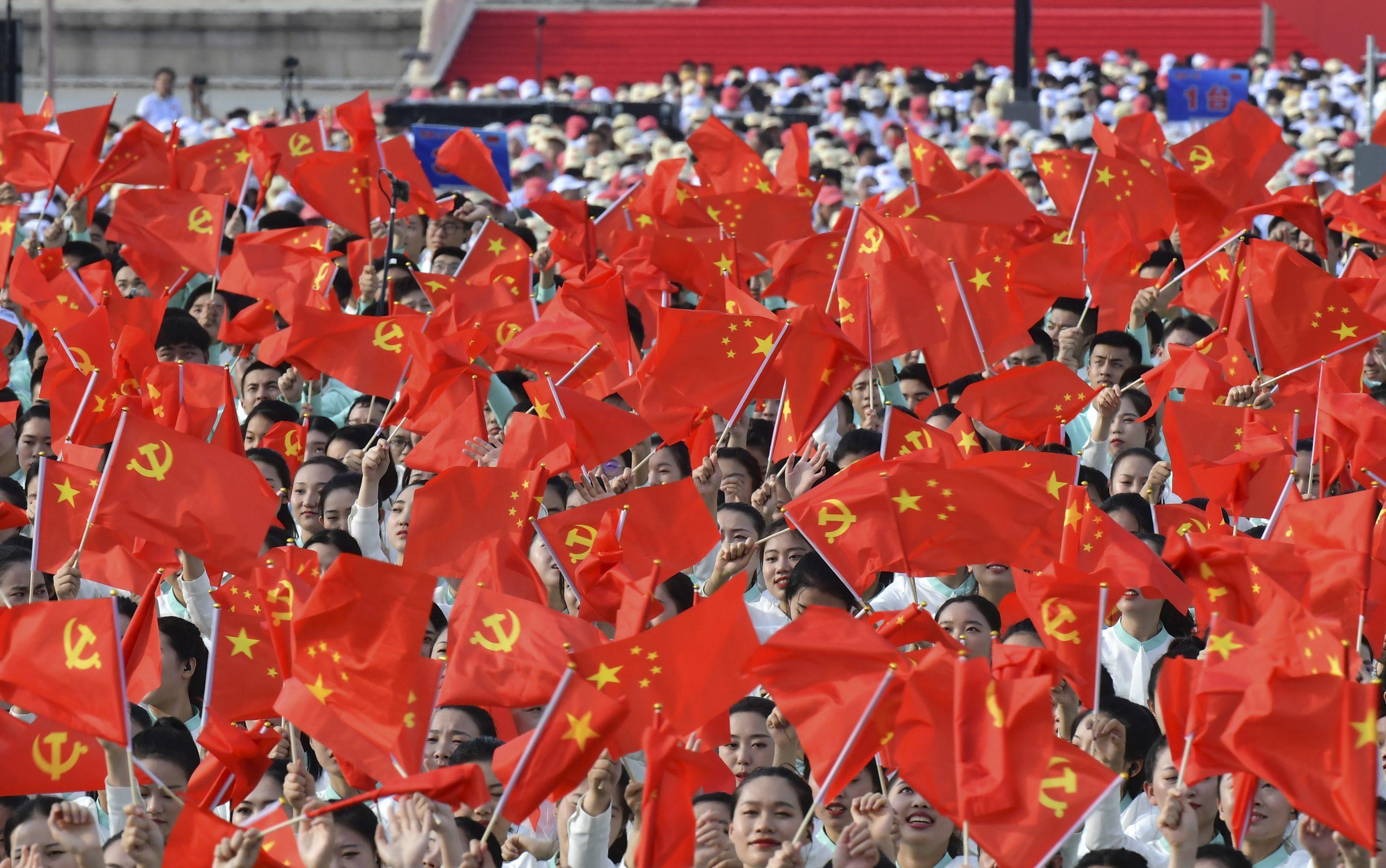 Xi: Pueblo chino nunca permitirá que fuerza exterior lo intimide, oprima o esclavice