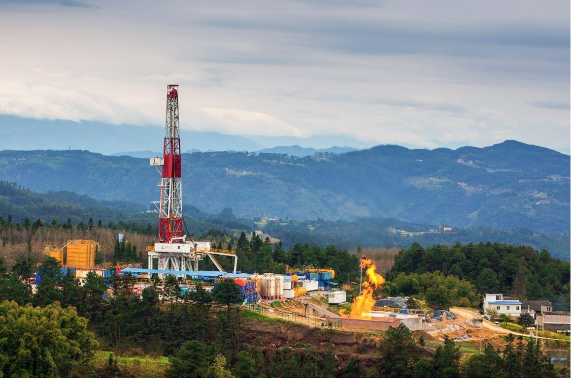 Importante yacimiento chino de gas de esquisto produce 40.000 millones de metros cúbicos