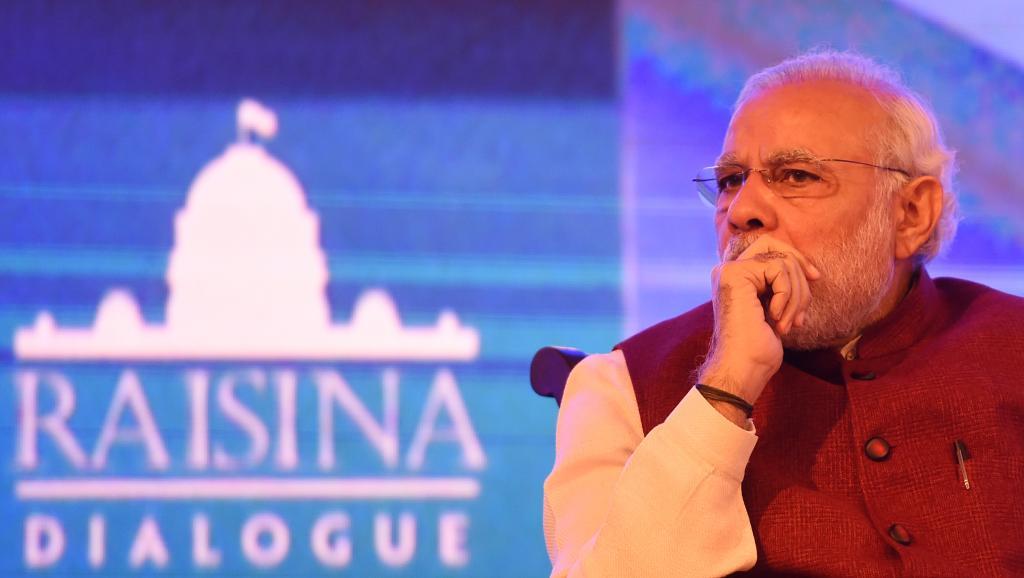 古莉 (法廣RFI): 印度瑞辛納對話閉幕 聚焦中國崛起沖擊 - 縱覽中國