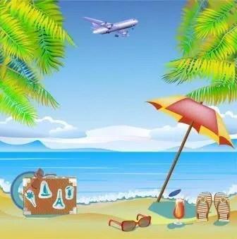 Acupressuur tijdens vakantie