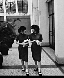 民國時期的女生校服:以旗袍為主 時髦清麗-中新網