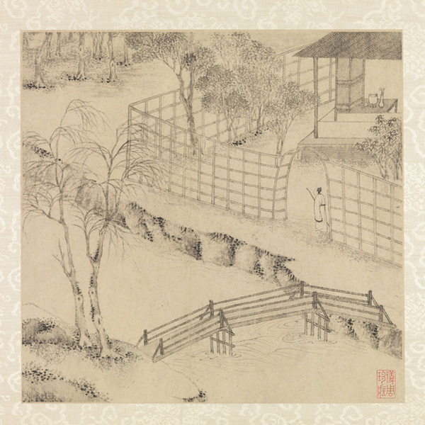 Garden of the Inept Administrator, Wen Zhengming