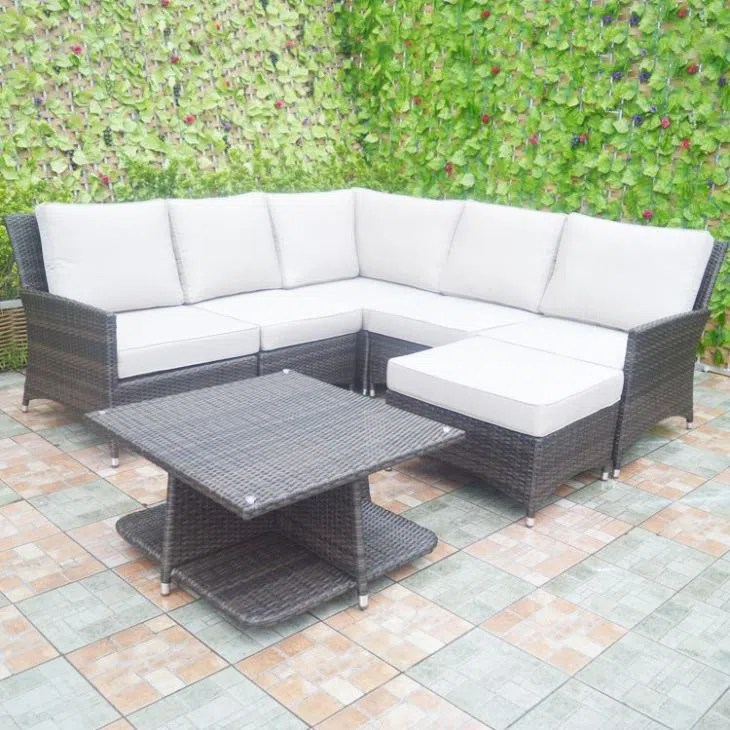 china customized modular resin wicker patio furniture suppliers manufacturers wholesale cheap modular resin wicker patio furniture from factory new perfect line co limited