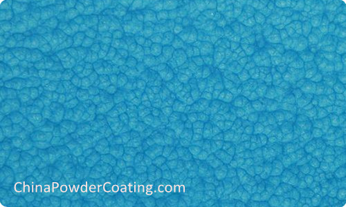 Blue Hammer Powder Coating Powder Paint Supplier