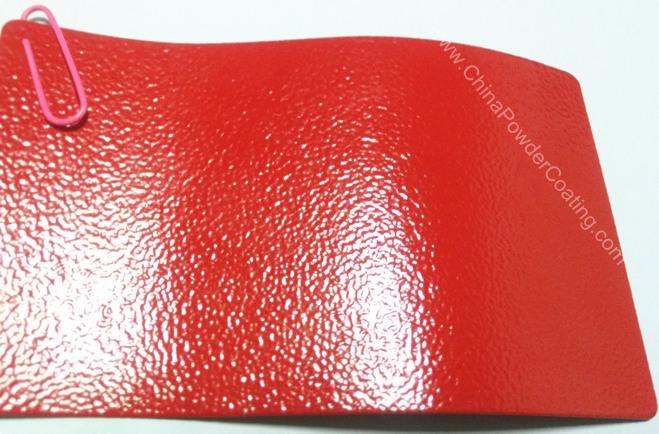 Color Vein Coat Powder Copper