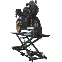 PL-M02 Motorcycle Platform Lift, Extra Long Motorcycle Lift ,ATV Lift