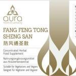 Aura Herbs – Fang Feng Tong Sheng Tang label