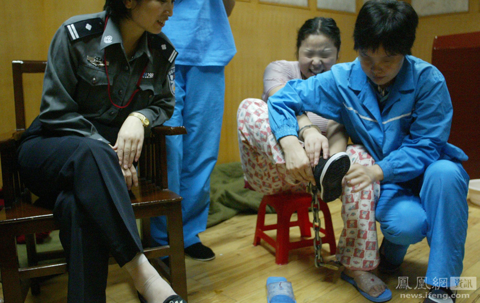 The Last 12 Hours Of Chinese Women Prisoners On Death Row ChinaSMACK