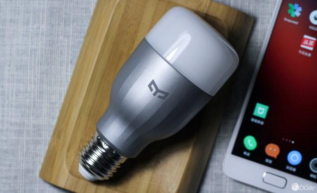 Xiaomi Yeelight Smart Bulb RGBW