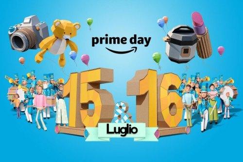 Amazon Prime Day 2019: due giorni di offerte WoW e Super Sconti