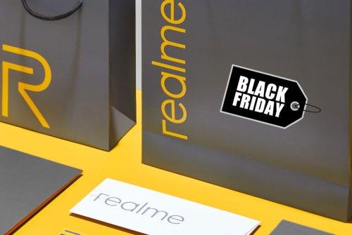 Record di realme per il suo primo Black Friday europeo