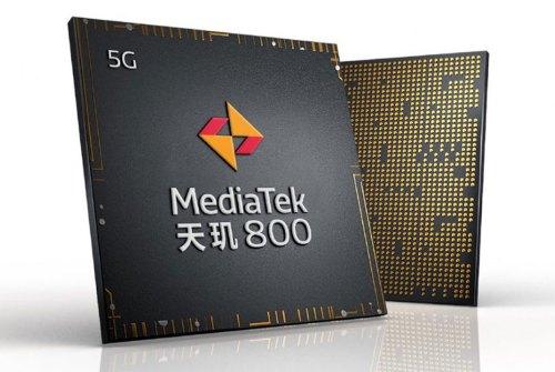 MediaTek Dimensity 800 ufficiale: nuova sfida a Qualcomm con il 5G per mediogamma