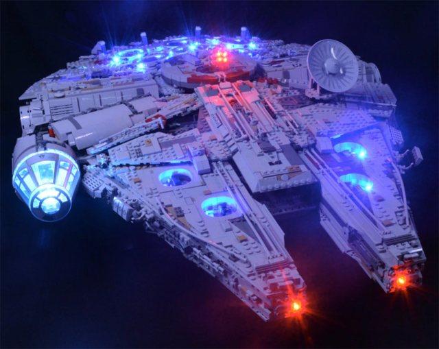 Cloni Lego LED