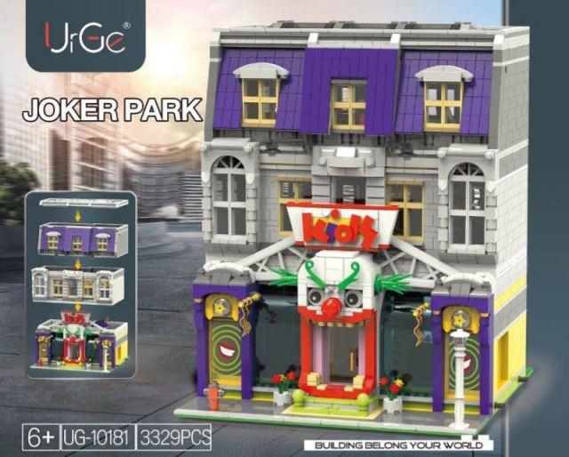 UrGe box cloni lego