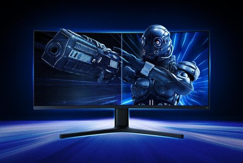 "Xiaomi Mi Curved Gaming Monitor 34"" ufficiale in Italia"