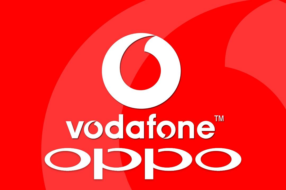 Smartphone OPPO disponibili nei negozi Vodafone