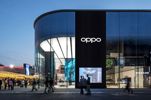 oppo flagship store