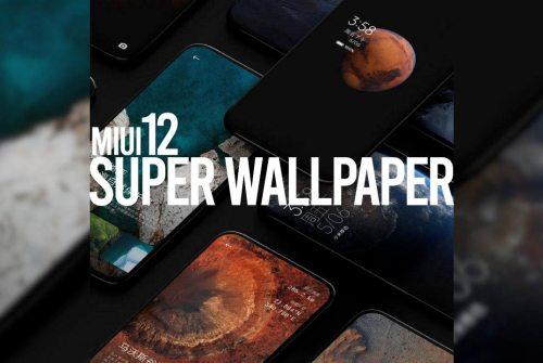 Xiaomi: ecco come scaricare i nuovi Super Wallpaper della MIUI 12