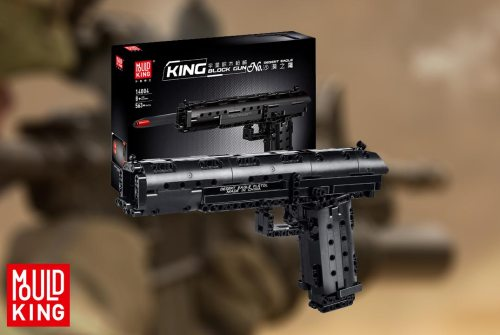 Mould King 14004: la Desert Eagle fatta con i LEGO