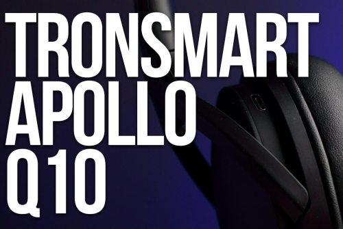 Recensione Tronsmart Apollo Q10: un esperimento riuscito a metà