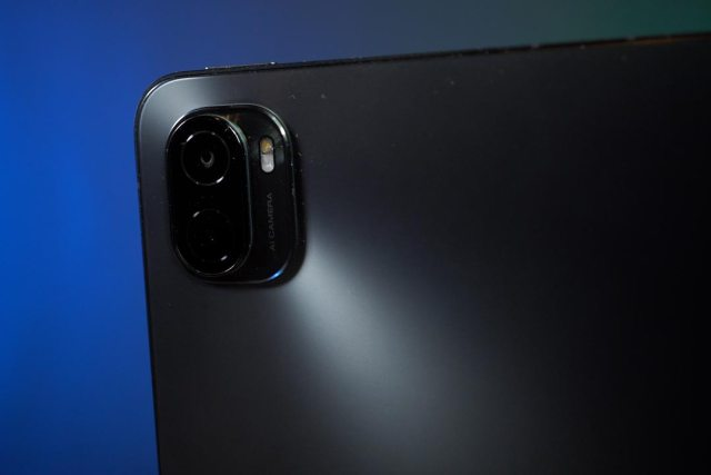 Xiaomi Pad 5 fotocamere